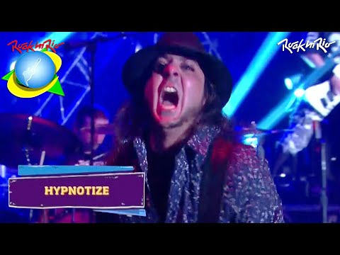 System Of A Down - Hypnotize LIVE【Rock In Rio 2015   60fpsᴴᴰ】