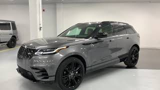 2019 Range Rover Velar R-Dynamic First Edition - Walkaround 4k