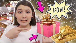 13 year olds secret santa presents revealed