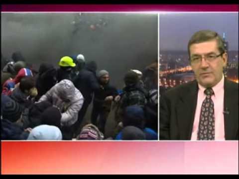 Эксперт на Украине может начаться гражданская война
