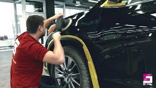 Старт курсов по обучению технологии полировки автомобиля. Ceramic PRO Екатеринбург