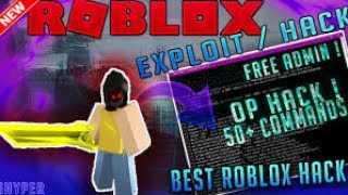ROBLOX HACK/EXPLOIT JUNE (2017) *HURRY* 50+ COMMANDS