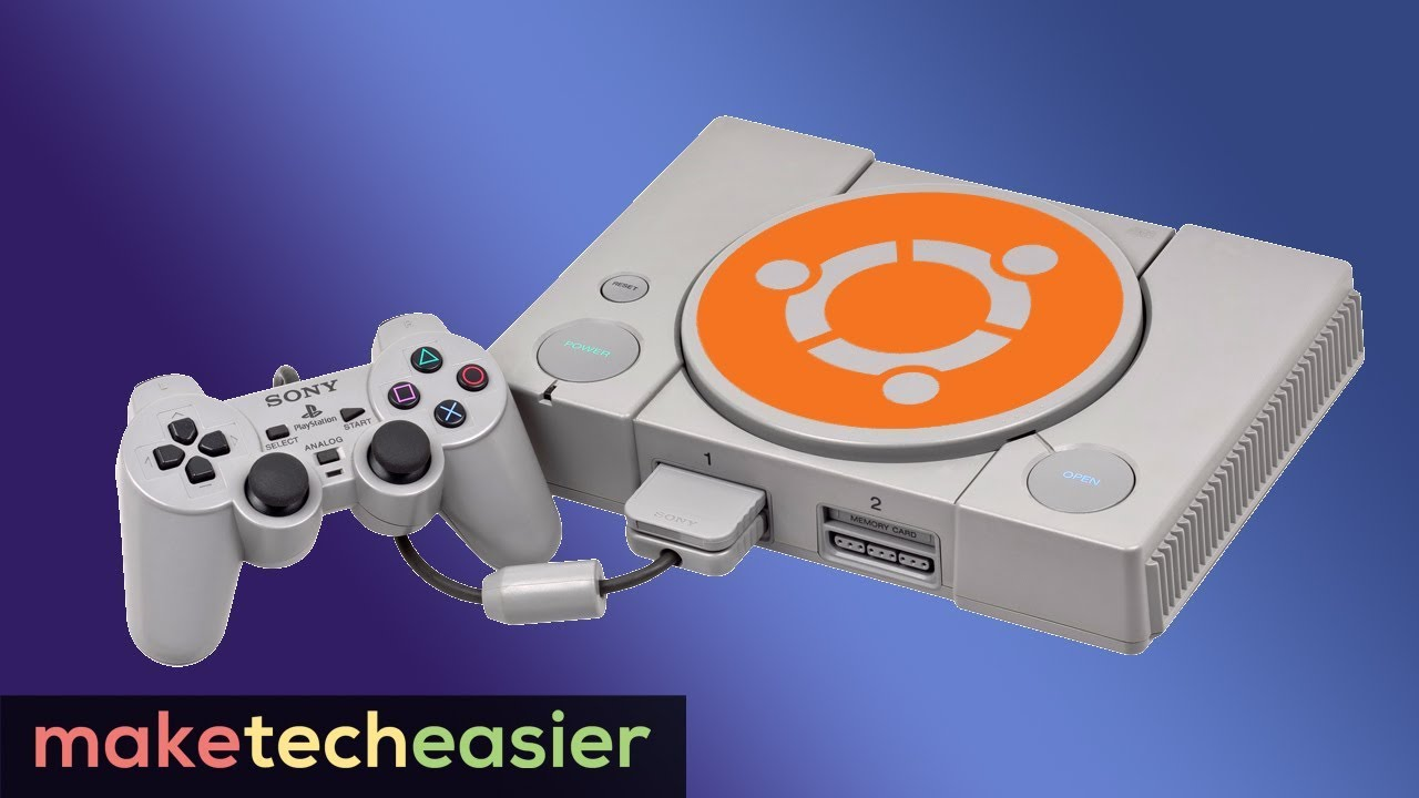 How to Play PS1 Games on Ubuntu using PCSX Reloaded emulator