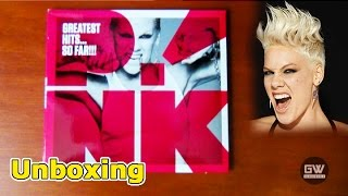 P!nk Greatest Hits So Far!!! (Unboxing)