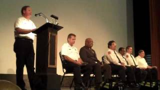Mobile Fire-Rescue Graduation