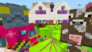 Minecraft Xbox - Survival Madness Adventures - Booger Sheep [383]