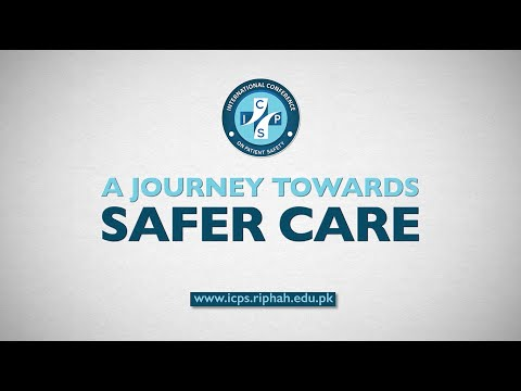 Patient Safety Movement in Pakistan