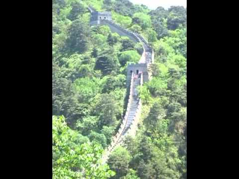 2013-05-20 BEIJING, CHINA - Daily digest: Visting the Great Wall of China!