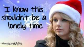 Christmases When You Were Mine- Taylor Swift (Lyrics) HD