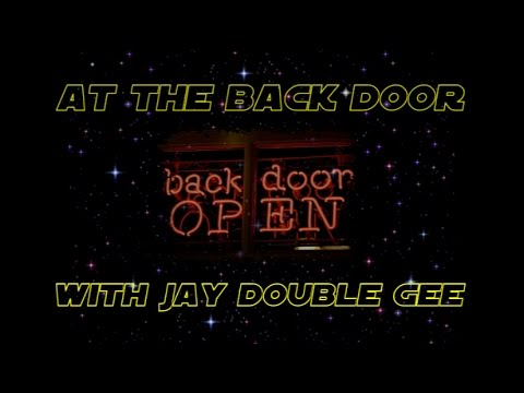 At The Back Door with Jay Double Gee - The Artificial Womb and more.