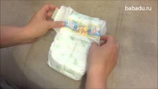 Подгузники эконом 6/11кг (62шт) Moony (Муни)(Подгузники эконом 6/11кг (62шт) Moony на сайте нашего магазина: http://babadu.ru/store/product/824912/?r1=youtube., 2013-08-07T12:26:41.000Z)