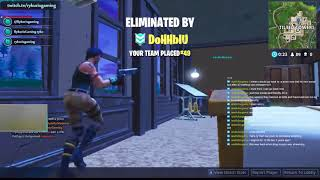 HOW NOT TO AIM IN FORTNITE!