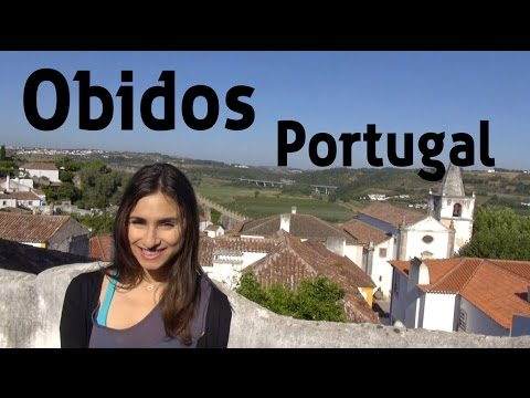 Óbidos Portugal | the most charming Medieval village