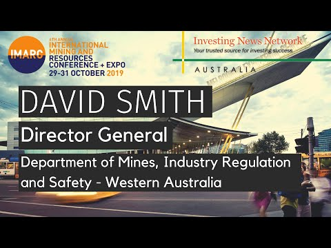 David Smith: Western Australia Has A First-mover Advantage In Rare Earths