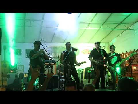 Shipping out to Boston (Cover) - by Craic Horse Live in Singapore 18th March 2018 St Patricks