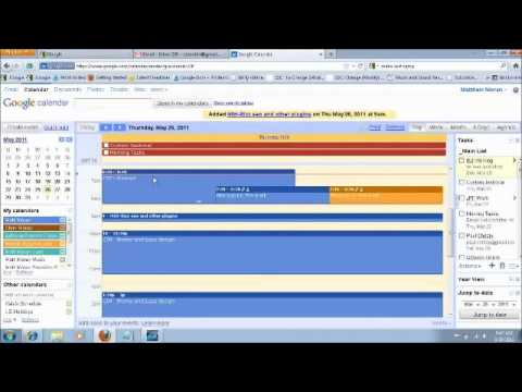 episode 17 time management with google calendar youtube