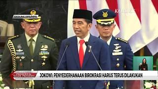 Pidato Kenegaraan Presiden Jokowi dan 5 Prioritas di Periode Kedua