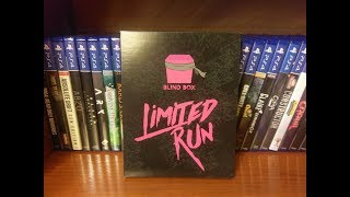 UNBOXING | Limited Run Games BLIND BOXES (#1)
