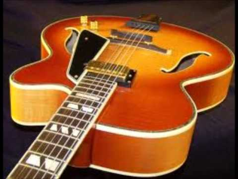 Jazz - Fusion Guitar Backing Track in D
