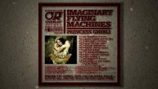 "IMAGINARY FLYING MACHINES ""Princess Ghibli"" ALBUM TRAILER"