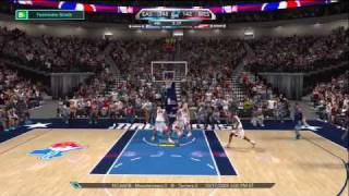 NBA 2K10 - My Player - All-Star Game