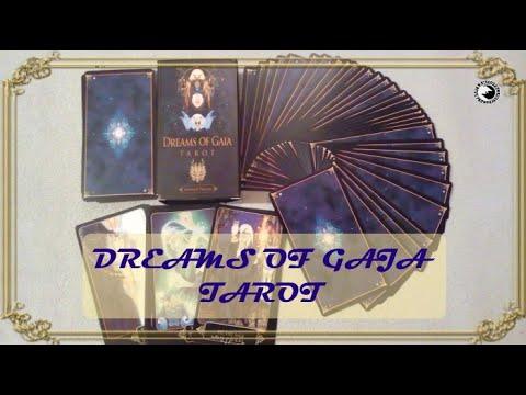 DREAMS OF GAJA TAROT- ТАРО СНЫ (МЕЧТЫ) ГАЙИ- обзор колоды.