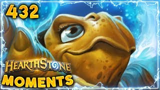 Insane Tortollan Primalist RNG.. | Hearthstone Daily Moments Ep. 432