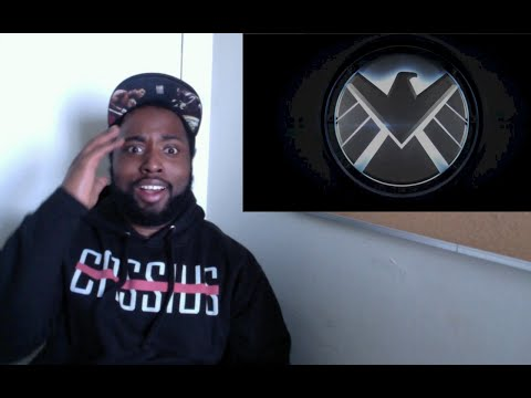 CATCHING UP - AGENTS OF SHIELD REACTION - 2x9