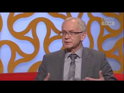 Eiki Nestor - Terevisioon ETV 2016.06.06 07:40:21