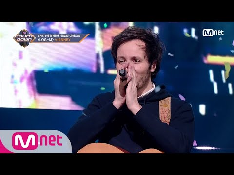 [Vianney - Moi aimer toi] Special Stage | M COUNTDOWN 180208 EP.557