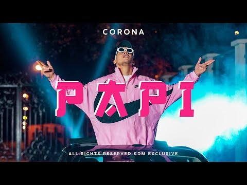 CORONA - PAPI (OFFICIAL VIDEO)