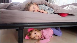 De a v ati ASCUNSELEA in CASA NOUA cu Anabella, Bogdan, Jasmina si Melisa | Video for KIDS