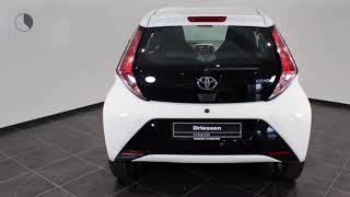 Toyota aygo 1.0 vvt-i x-play (lm velgen ...