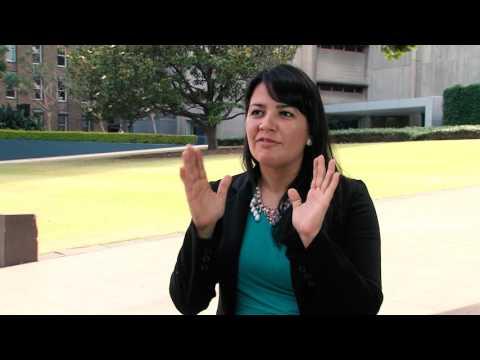 Student Profile - Gabriela Luque, Honduras