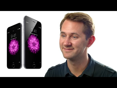 Introducing the iPhone 6