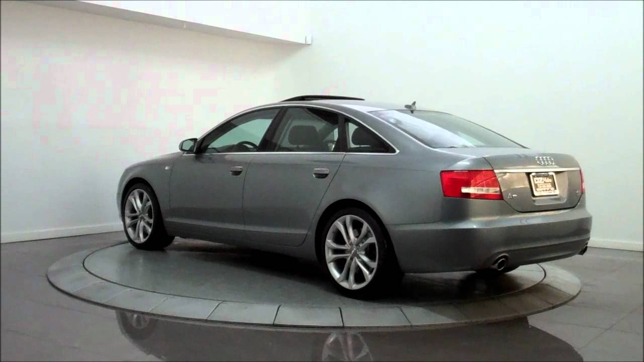 2007 audi a6 4 2 quattro s line youtube. Black Bedroom Furniture Sets. Home Design Ideas