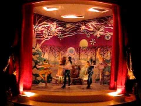 Mr Christmas Nutcracker Suite Scene 5&6 - YouTube