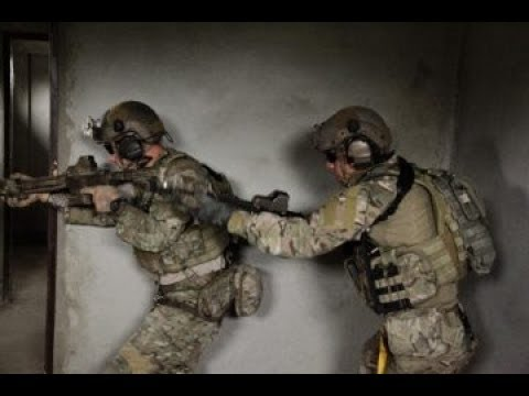 ARMA 3:  CQB Course! General Room Clearing.