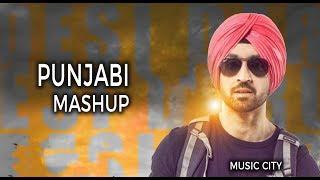 Punjabi Mashup 2018   Nonstop Punjabi DJ Party Remix Songs   Latest Punjabi Bhangra Songs 2018