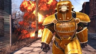 Submersible Power Armor Update - Fallout 4 Mods (PC/Xbox One)