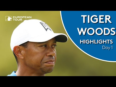 Tiger Woods Highlights | Day 1 | 2019 WGC-Dell Technologies Match Play