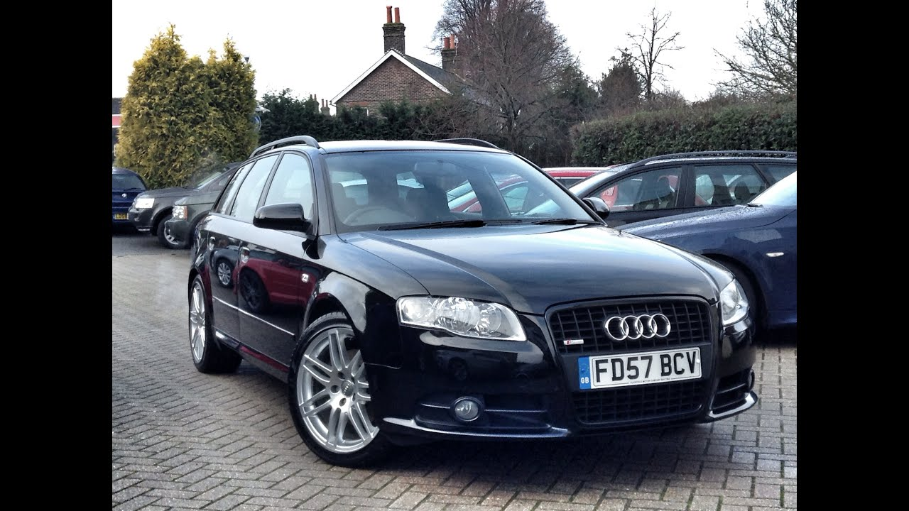 Audi A4 Avant 2 0tdi S Line Special Edition 5dr For At Cmc Cars Near Brighton Sus You