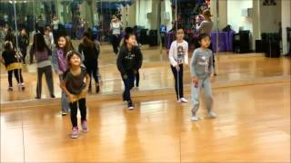 No No No / A Pink (kids Kpop Classes By I Love Dance)