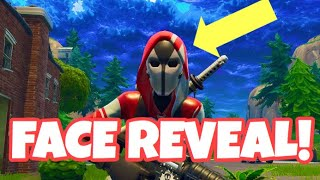NEW STARTER PACK SKIN FACE REVEAL | NEW ACE SKIN | FORTNITE BATTLE ROYALE