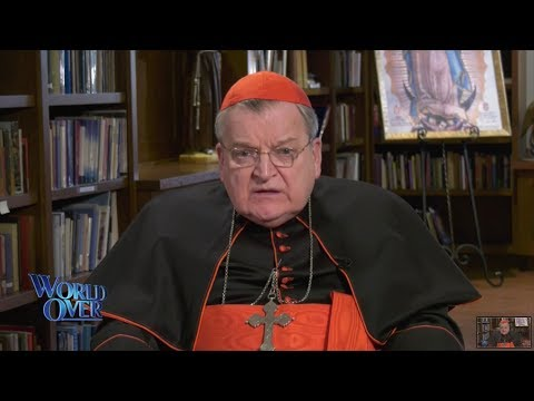 World Over - 2018-12-13 – EXCLUSIVE Raymond Cardinal Burke with Raymond Arroyo