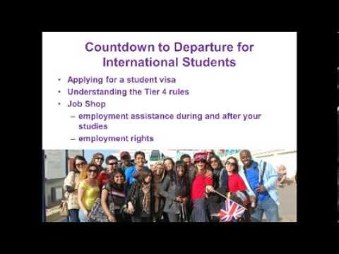 Guide for International Students: Student Visa Application and Placement Assistance