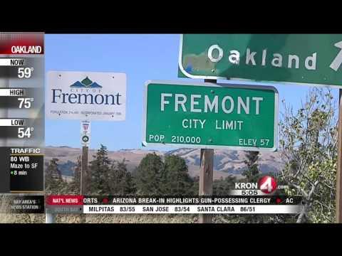 Fremont Approves Surveillance Cameras