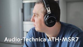 audio-Technica ATH-MSR7 - обзор  разные мнения
