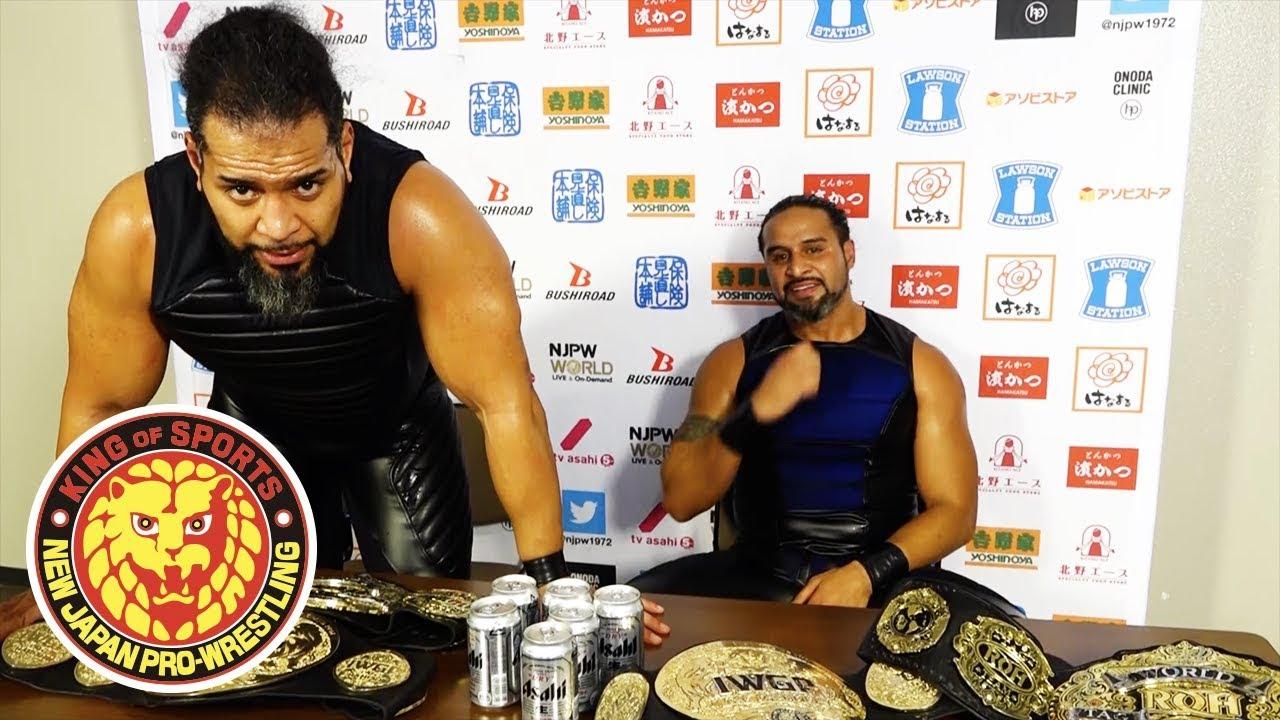 NJPW Confirms Guerrillas Of Destiny's Royal Quest Opponents