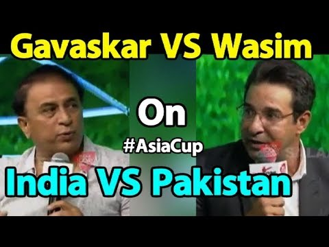 #SalaamCricket18: Gavaskar and Akram Recall Famous India-Pak Cricket Battles I Vikrant Gupta Mp3